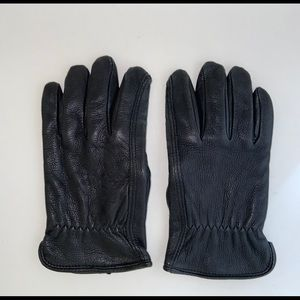 3/$15 ☘️ Auclair Men's Deerskin Gloves